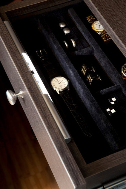Contemporary Closet Organizers by transFORM | The Art of Custom Storage