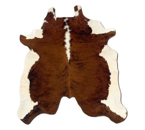 Linon - Cowhide Dark Brindle & Dark Brindle Full Skin - Hand-crafted. 100% Brazilian Cow Hide. Full skin size. Dimensions differ by hide. Weight: 16 lbs.Natural full skin cowhides are sold in categories of Light, Medium and Dark Brindles. Every hide will differ in color, color placement, brand marks, scrapes or other natural blemishes. This is normal and not detrimental for this product.