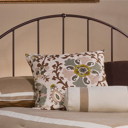 Hillsdale - Marston Headboard - Simple form and function mark Hillsdale's easygoing Marston Bed. Constructed of durable metal with a bronze finish,the Marston is an ideal complement to even the most eclectic of styles.