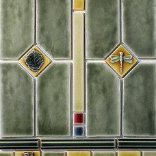 Craftsman Tile by Pratt and Larson Ceramics
