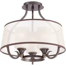 Contemporary Ceiling Lighting by Lighting New York