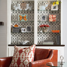 Home Office by Martha O'Hara Interiors Showroom