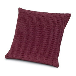 Missoni Home - Missoni Home | Leigh Plum Pillow 16x16 - Design by Rosita Missoni.