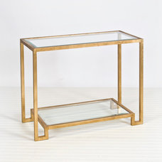 Contemporary Side Tables And Accent Tables by KANDI ATLANTIS HOME