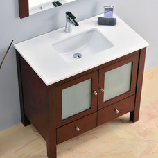 Modern Bathroom Vanities And Sink Consoles by BATHROOM PLACE