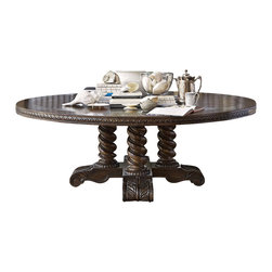 Ambella Home - New Ambella Home Dining Table Round - Product Details
