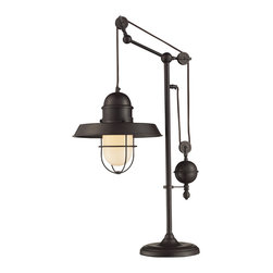 farmhouse lamps find floor lamp and table lamp ideas online. Black Bedroom Furniture Sets. Home Design Ideas