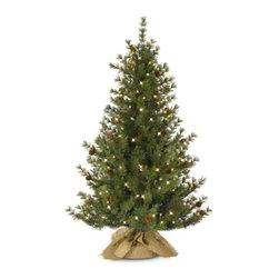 Balsam Hill Mendocino Pine Artificial Christmas Tree - BE CHARMED BY BALSAM HILL'S MENDOCINO PINE CHRISTMAS TREE  