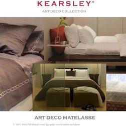 Digital Sample Book - Kearsley Couture Art Deco Matelasse