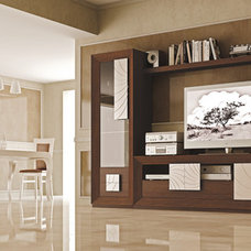 Modern Entertainment Centers And Tv Stands by Macral Design Corp