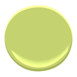 Pear Green 2028-40 Paint - This color is part of Color Preview. A collection of bold, saturated colors that brings spaces to life for those looking to illuminate their world with pure, extraordinary color. A great complement to Classic Colors, Color Preview offers a collection of 1,232 hues that excite and inspire with pure, deep, clear colors that create striking combinations.