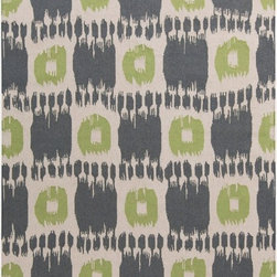 Surya - Flatweave Front Porch 5'x8' Rectangle Beige Area Rug - The Front Porch area rug Collection offers an affordable assortment of Flatweave stylings. Front Porch features a blend of natural Beige color. Handmade of 100% Wool the Front Porch Collection is an intriguing compliment to any decor.