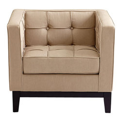 Cyan Design - Lounging Luxury Chair - Lounging luxury chair in tan.