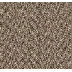 Sutherland Herringbone in Charcoal - The 100% cotton fabric Sutherland Herringbone in Charcoal