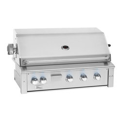 "Summerset Grills - 42"" Alturi Stainless Steel Propane Gas Grill - All #304 Stainless Steel Construction"