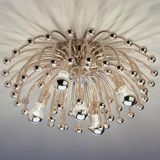 Modern Lighting | Anemone Ceiling Lamp | Jonathan Adler
