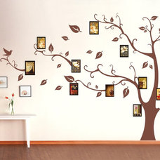 Modern Wall Decals by WallDecalsTime