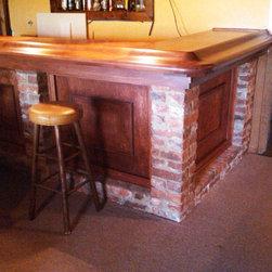 Basement Bar - C.K. Remodeling & Design