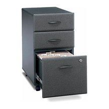 Executive File Cabinet Desk Filing Cabinets: Find Vertical and Lateral ...