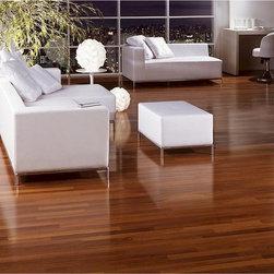 Triangulo Hardwood Flooring - Burroughs Hardwoods Inc.