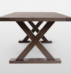 modern dining tables by Holly Hunt