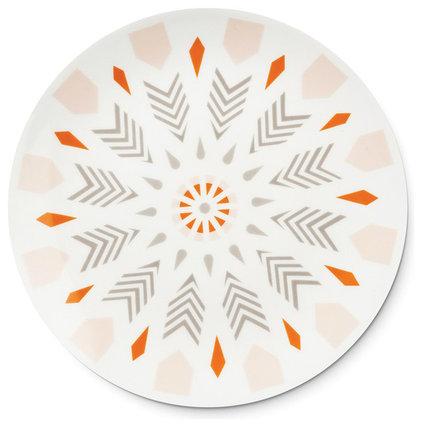 Modern Dinner Plates Manyana Breakfast Plate