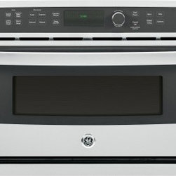 "GE Profile - PSB9240SFSS 30"" Advantium 1.7 cu. ft. Capacity Wall Oven Speedcook  Convection - GE Profile Advantium oven has won numerous awards for its innovative speedcook technology It Features 17 cu ft Speedcook Oven Convection Bake Proof Mode and Microwave Mode"