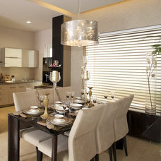 Contemporary Dining Chairs by Foyer