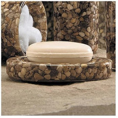 traditional bath and spa accessories by FRONTGATE