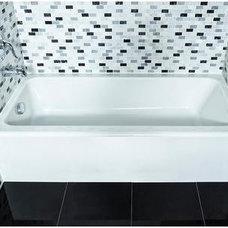 American Standard | Mainstream Acrylic Left Hand Bathtub | Home Depot Canada