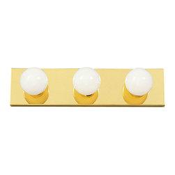 Livex Lighting - Livex Lighting 1223-02 Bath Light - Glass Type/Shade Type: n/a