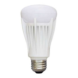 "AF Lighting - Led A19 8 Watt Dimmable Energy Star Certified 25,000 Hours Average Life 3000K Ul - LED A-19 8W bulb Dimmable ""Energy Star"" certified 25,000-hours average life 3000K 8W, E26 Socket, 120VAC UL listed"
