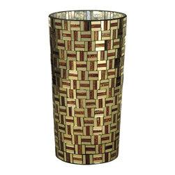 Dale Tiffany - Dale Tiffany PG10275 Ravenna Small Vase - Ravenna Small Vase