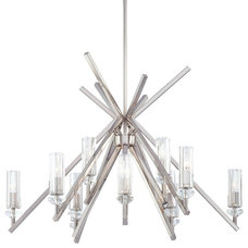 Contemporary Chandeliers by Lee Lighting
