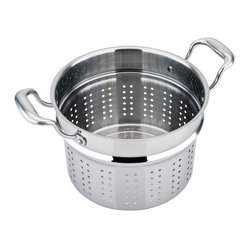 All-Ply Steamer-Strainer