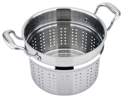 Contemporary Steamer Baskets by Kitchen Riddles