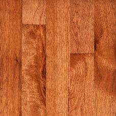 "Casa de Colour - 3/4"" x 2-1/4"" Spiced Hickory Hardwood Flooring:Lumber Liquidato"
