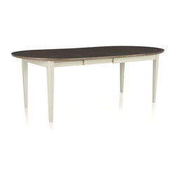 Pranzo Vamelie Oval Extension Dining Table -
