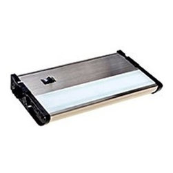 Maxim Lighting - Maxim Lighting Led Under Cabinet Under Cabinet X-NS23998 - The MX-L120-DL features the same low profile frame of the MX-L120DC and also full dimmability but with an increased lumen output.  Featuring the new LG 5630 LED with closer spacing for better light distribution and lower operating temperatures for longer life.  The hinged top gives access for easy installation with captured mounting screws and quick wire connectors.
