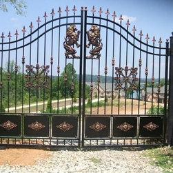 Driveway Gates -