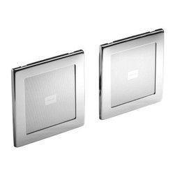 KOHLER - KOHLER K-8033-CP Sound Tile Speakers (Pair of Speakers) - KOHLER K-8033-CP Sound Tile Speakers (pair of speakers) in Chrome