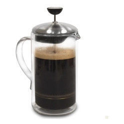 Double Wall Coffee Press 8cp
