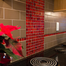 Contemporary Tile by Premier Paint And Floor Covering