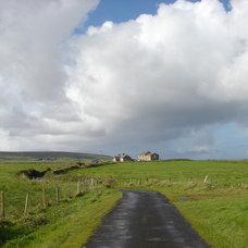Traditional Landscape by Edel Regan RIAI Architect
