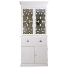 traditional storage units and cabinets by Windsor Smith Home Collection
