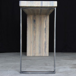seventeen20 - industrial modern entry table - from $1145