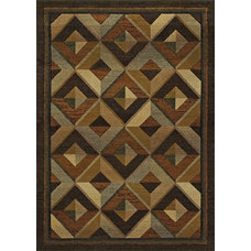 Contemporary Rugs by Lighting Front