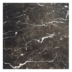 "Laurent Brown Polished Marble Floor & Wall Tiles 12"" x 12"" - 12"" x 12"" Laurent Brown Marble Floor and Wall Tile is a great way to enhance your decor with a traditional aesthetic touch. This polished tile is constructed from durable, impervious marble material, comes in a smooth, unglazed finish and is suitable for installation on floors, walls and countertops in commercial and residential spaces such as bathrooms and kitchens."
