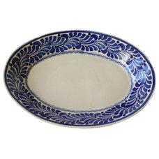 Mediterranean Platters by Emilia Ceramics