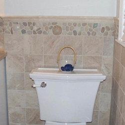 Bathroom Installs - Wet Dog Tile Co.